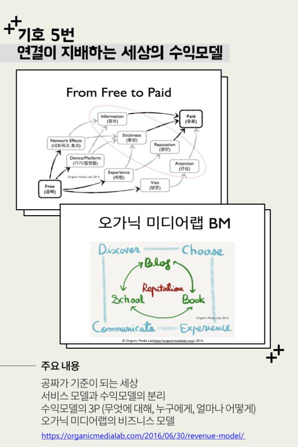 [12월 Tasting Class] [앵콜] 연결이 지배하는 세상의 수익모델12/15(목)